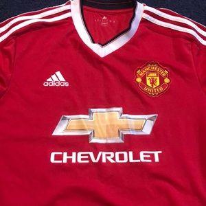 Manchester United 2016 Home Kit - Wayne Rooney